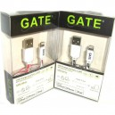 IPHONE LIGHTING Lade- und Datenkabel GATE CONNECTION