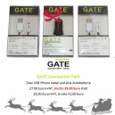 GATE CONNECTION PACK